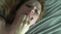 POV Moaning Ginger Next Door Slapped Choked Pussy Squirts Best Orgasm