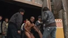 Nippon Nubile Gangbanged And Creampied Multiple Times On The Street