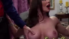 Kendra Lust Receives Gangbanged For Her Cucked Hubby