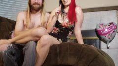 Valentine's Day Cucked Chastity Humiliation Pov