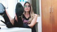 Brazilian Chick Joi Pov Humiliation