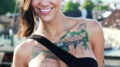 The Attractive Bonnie Rotten