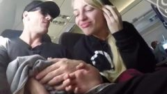 Sinslife – Crazy Partners Public Intercourse Blow Job On An Airplane!
