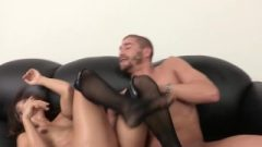 Bang Casting: Sara Luvv Receives Choked Out During Her Audition