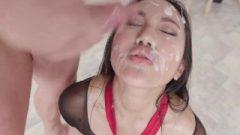 Legalporno Trailer – Spunk On Her Face 10on1 Dap Gangbang May Thai