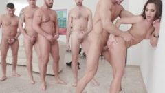 Legalporno Trailer – 7on1 Dap Group Fuck With Amirah Adara
