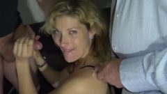 Me Fucked In Orgy By Lots Of Strangers At The Adult Theater